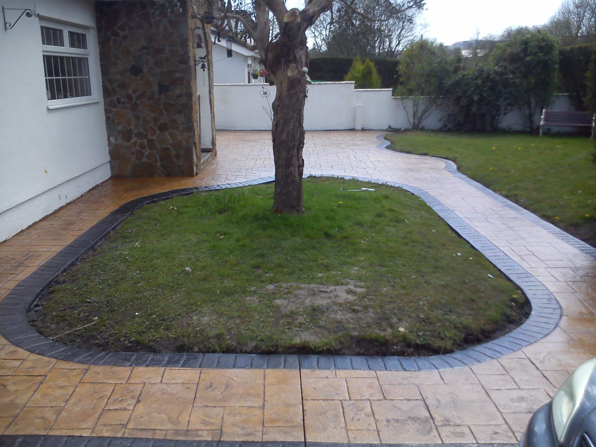 Patios, Paths & Wall Overlays