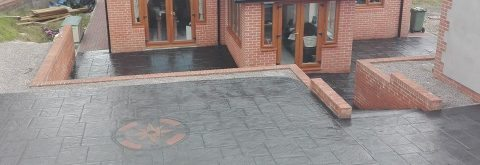 Experts in Imprinted Concrete, All Work Fully Guaranteed